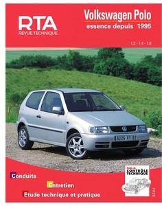 Revue Technique Volkswagen Polo III phase 1