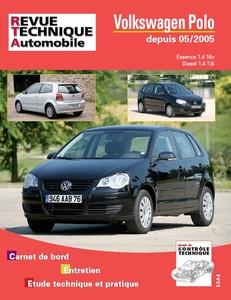 Revue Technique Volkswagen Polo IV phase 2