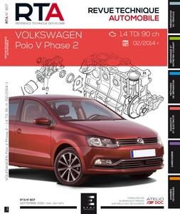 Revue Technique Volkswagen Polo V phase 2