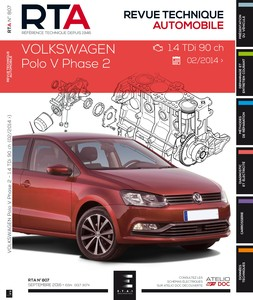 Revue Technique Volkswagen Polo V phase 2