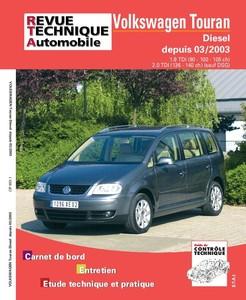 Revue Technique Volkswagen Touran TDI