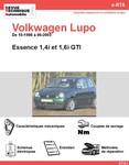Revue Technique Volkwagen Lupo essence