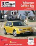 Revue Technique Volswagen Golf IV et Volkswagen Bora essence