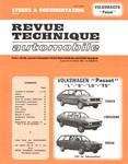 Revue Technique Volswagen Passat I