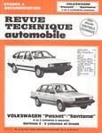 Revue Technique Volswagen Passat II et Santana