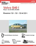 Revue Technique Volvo S40 I Phase 1 essence