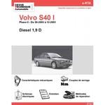 Revue Technique Volvo S40 I diesel