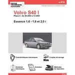 Revue Technique Volvo S40 I essence