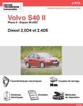 Revue Technique Volvo S40 II diesel