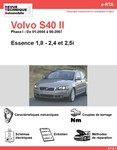 Revue Technique Volvo S40 II essence