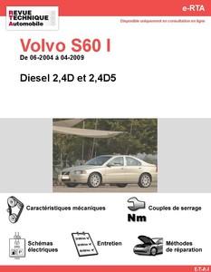 Revue Technique Volvo S60 I diesel
