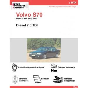 Revue Technique Volvo S70 diesel