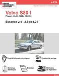 Revue Technique Volvo S80 I Phase 1 essence