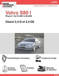 Revue Technique Volvo S80 I Phase 2 diesel