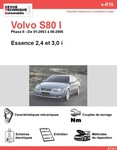 Revue Technique Volvo S80 I Phase 2 essence