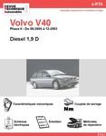Revue Technique Volvo V40 I Phase 2 diesel