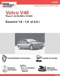 Revue Technique Volvo V40 I Phase 2 essence