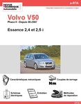 Revue Technique Volvo V50 essence