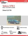 Revue Technique Volvo V70 I Phase 1 diesel