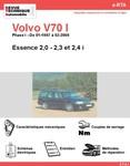 Revue Technique Volvo V70 I Phase 1 essence