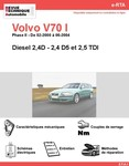 Revue Technique Volvo V70 I Phase 2 diesel