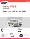 Revue Technique Volvo V70 III diesel