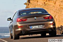 BMW Série 6 Gran Coupé (2012)