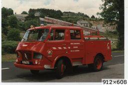 48 Lozere - FPTL PS Citroen Belphegor 350 Maheu Labrosse ML