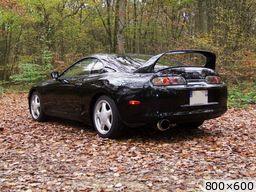 Toyota Supra  (1997)