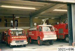 Berliet 500 KE 4X4 VIM (1987)