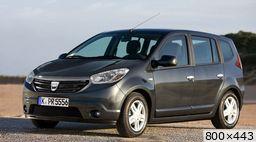 Dacia Lodgy  (2012)