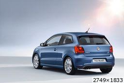 Volkswagen Polo V BlueGT (2012)