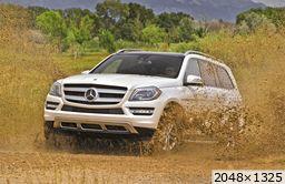 Mercedes GL (2012)