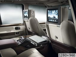Land Rover Range Rover III Ultimate Edition (2011)