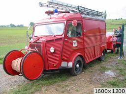 divers pompier Citroën HY VID CPI Herrlisheim-près-Colmar