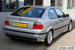 BMW Série 3 E36 Compact  (1994)