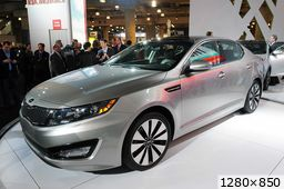 Kia Optima TF  (2011)