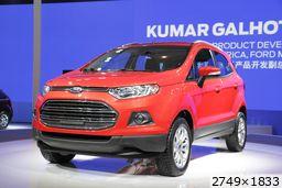 Ford EcoSport  (2012)