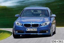 BMW Série 3 F30 (2011)