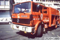 FPDGP FPGP FDGP Renault GB 191 pompiers Douai 59 Nord