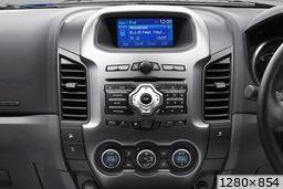 Ford Ranger T6  (2012)