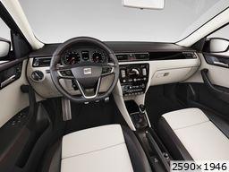 Seat concept Toledo (2012)