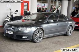 Audi A8 D3 S8 (2006)