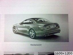 Mercedes Classe SL R231