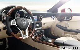 Mercedes SLK350 (US)