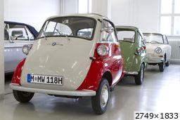 BMW Isetta (BMW museum)