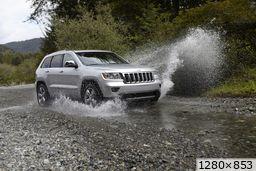 Jeep Grand Cherokee WK2  (2011)