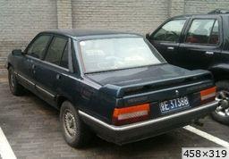 Peugeot 505 chinoise (1990)