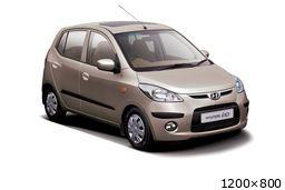 Hyundai i10  (2008)