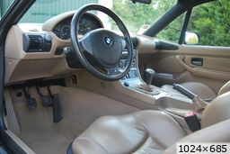 BMW Z3 E36 coupé